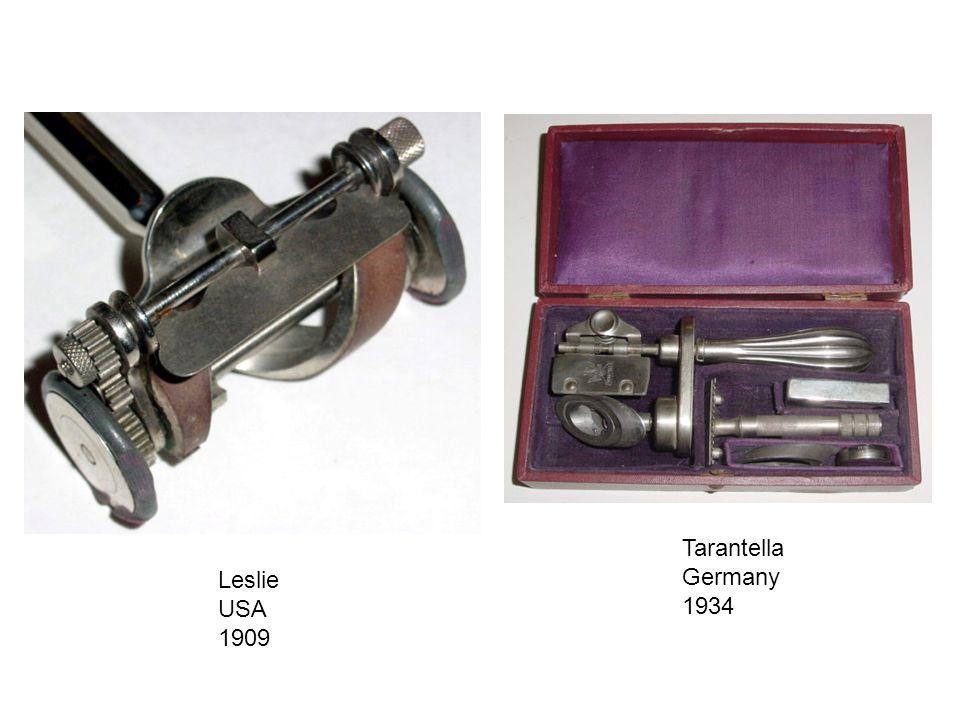 Fox USA Stropper - 1892/94 (Schmitz) Sets with Sharpeners