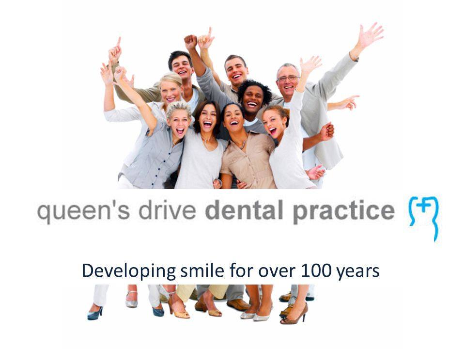 Developing smile for over 100 years