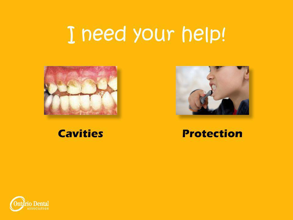 Make sure you visit your dentist!