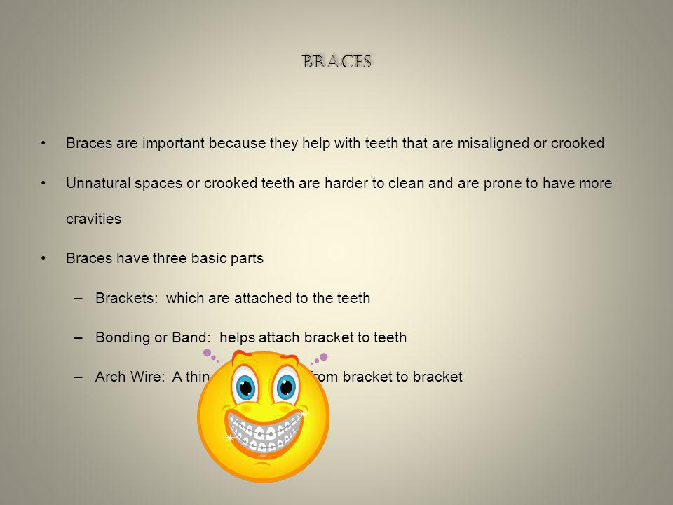 Flossing Flossing Brushing will alone will not keep your teeth healthy, daily flossing is recommended Daily flossing will help reduce the build-up of