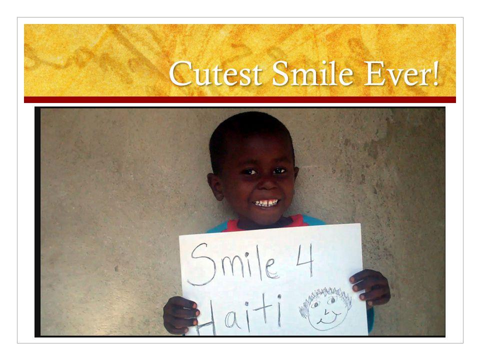 Cutest Smile Ever!