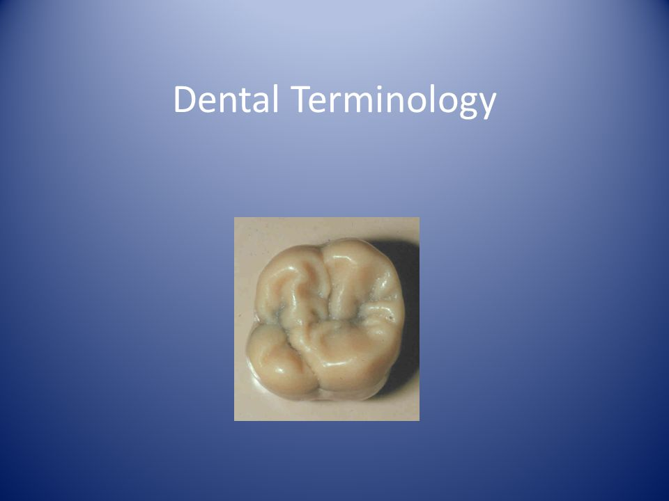 Class IV preparation preparation of the proximal surface of an anterior teeth, which involves the incisal angle