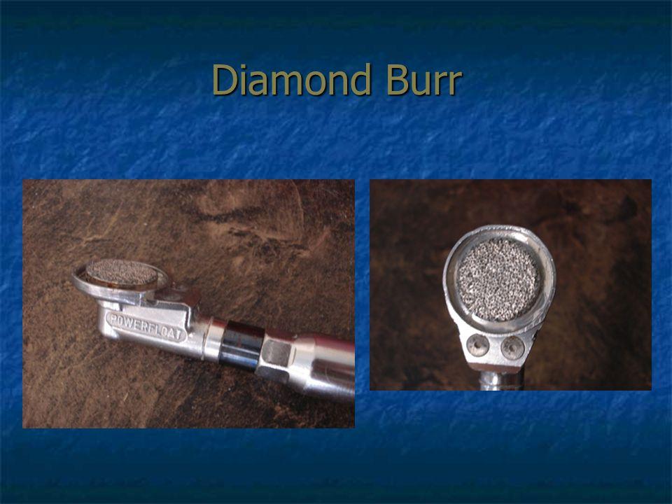 Diamond Burr