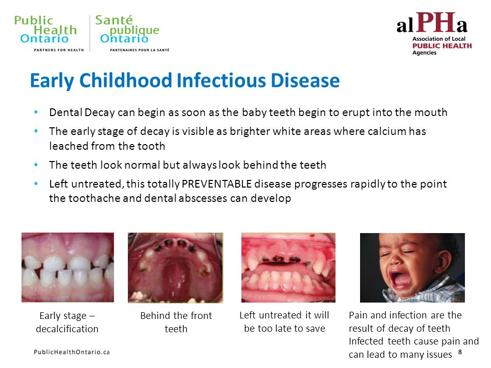 9 Early Childhood Infectious Disease … continued