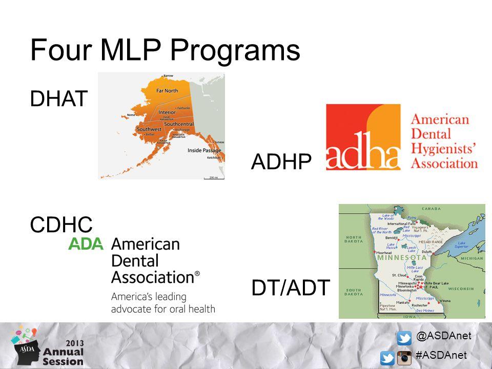 @ASDAnet #ASDAnet Four MLP Programs DHAT ADHP CDHC DT/ADT