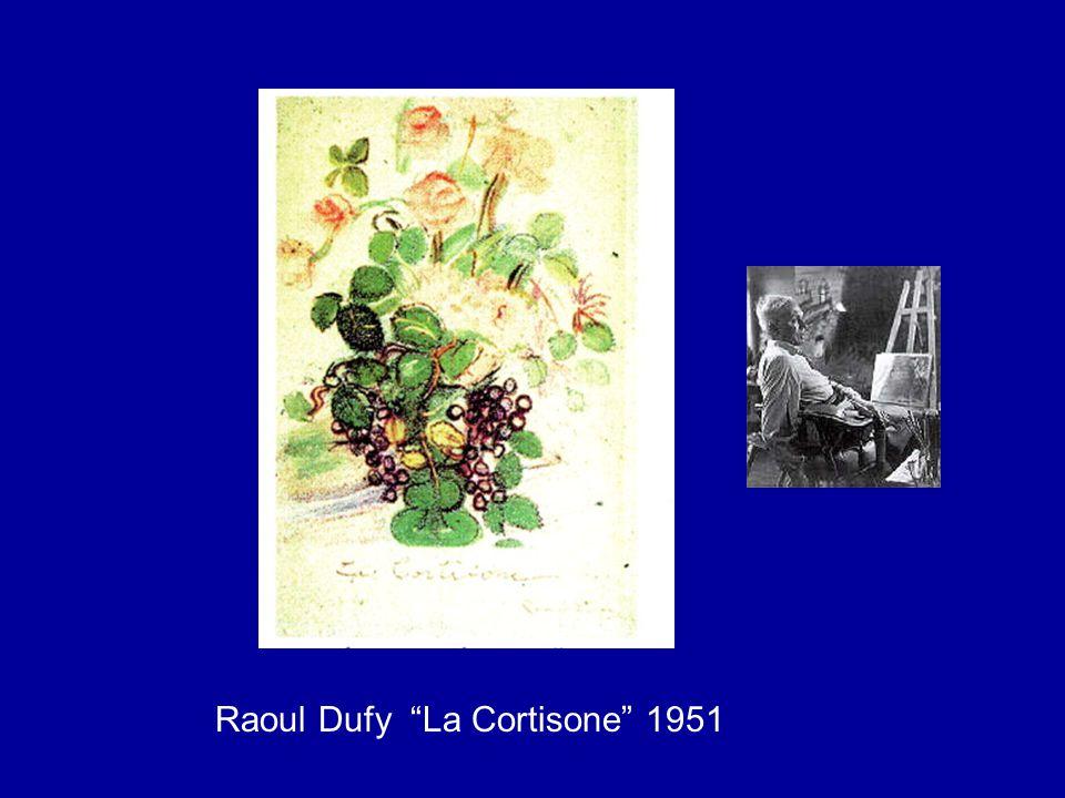 Raoul Dufy La Cortisone 1951