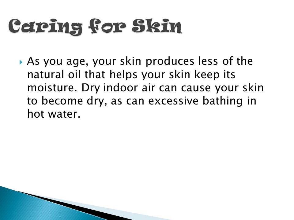 It's never too late to start taking care of your skin, hair, and nails. Take charge of your health by learning the basics about your skin, hair, and n