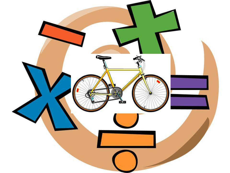 Conclusion Without math the bike cannot be built. Geometric figures are used in the construction of a bicycle. Wheel circumferences and frame angles a