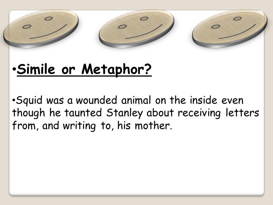 Similes and metaphors are everywhere! http://vimeo.com/31053712