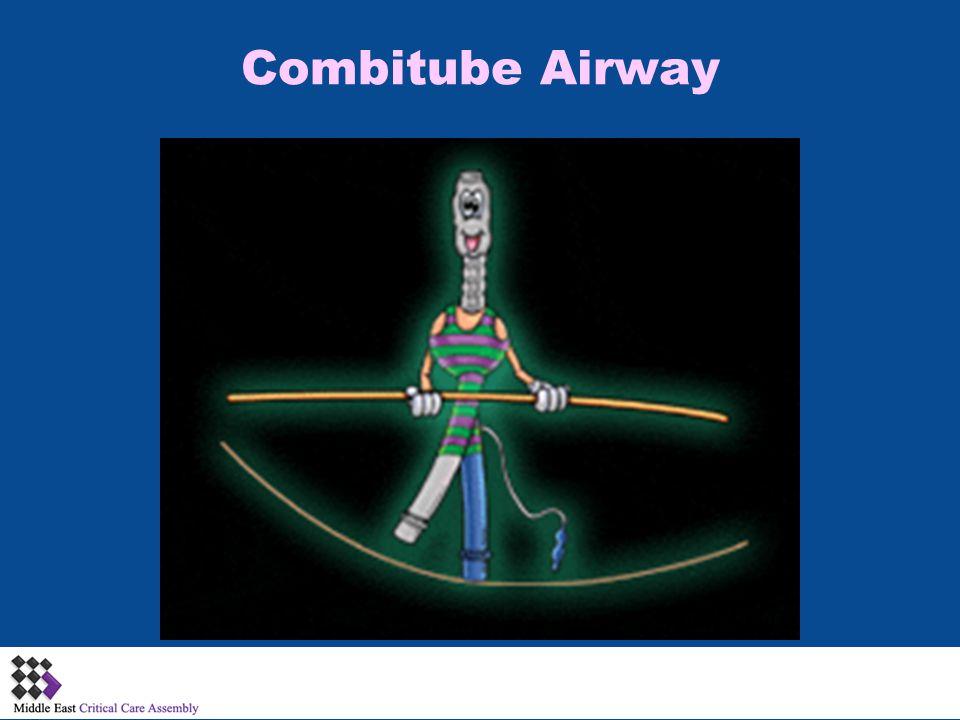 Combitube Airway