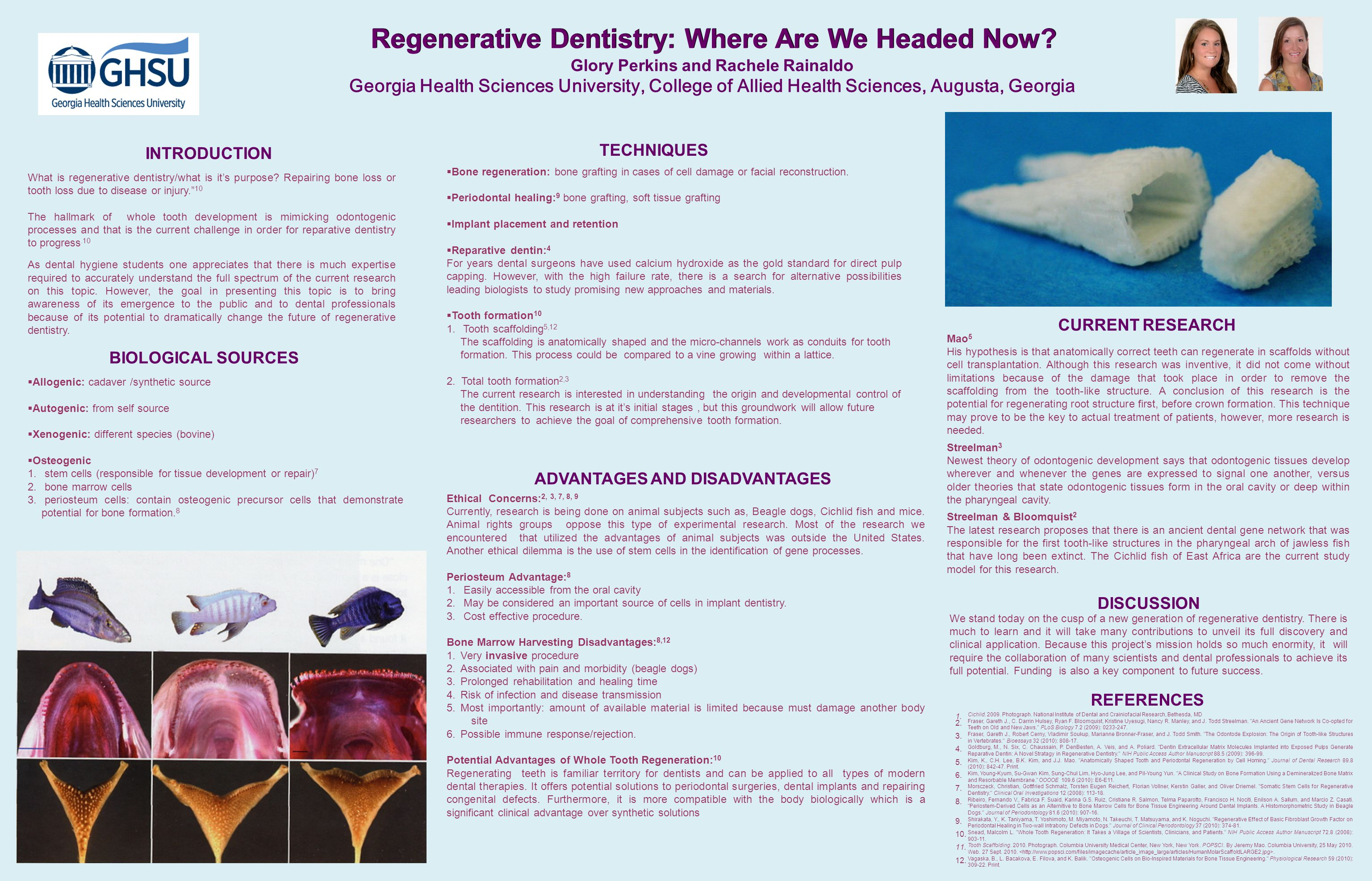 Regenerative Dentistry: Where Are We Headed Now.