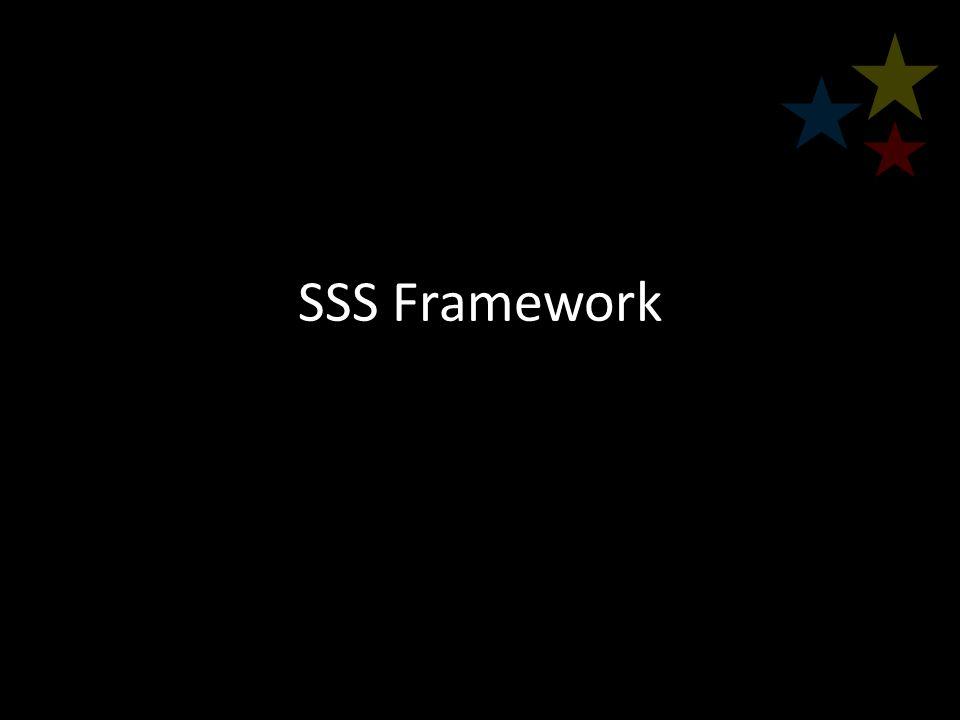 SSS Framework