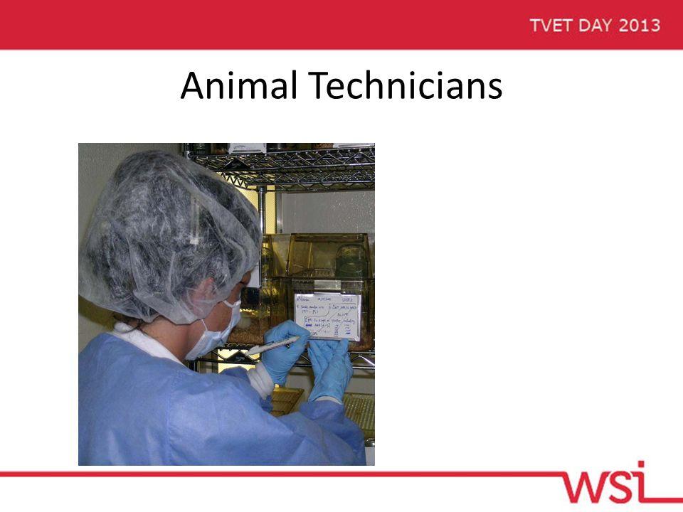 Animal Technicians