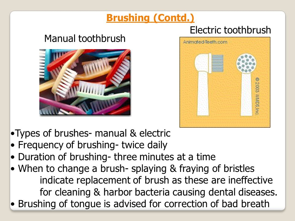 hyàn-Xe {]Xn-tcm-[w. BASS TECHNIQUE OF BRUSHING A circular or elliptical motion to brush a couple of teeth at a time, gradually covering the entire mo