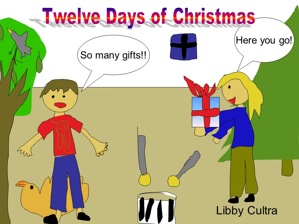 Libby Cultra So many gifts!! Here you go!
