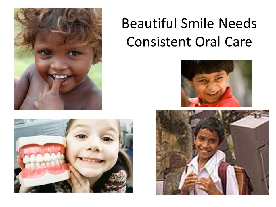Beautiful Smile Needs Consistent Oral Care