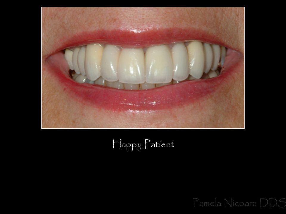 Happy Patient Pamela Nicoara DDS