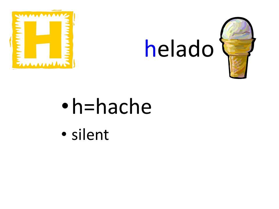 helado h=hache silent