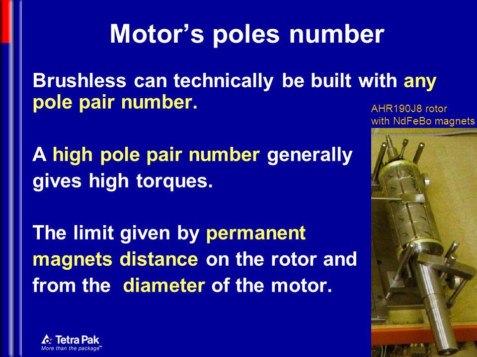 Mechatronics Motors Basic Equations Electrical Equations: e = fcem = K t [V] C = K t I [Nm] Mechanical Equations: P = dE/dt = C = dE/d [Nm/s = W] C = J d /dt [Nm] Speed [rad/s] Current [A] Angle [rad] Energy [J=Nm=Ws]