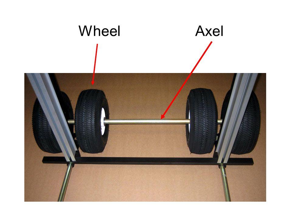 Wheel Axel
