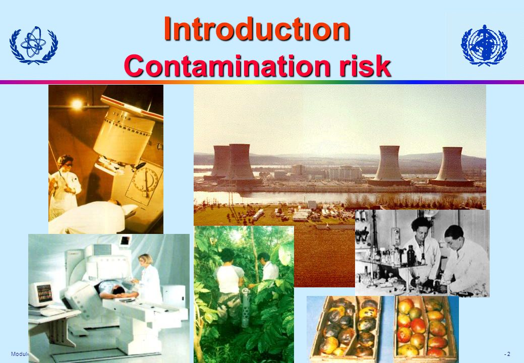 Module Medical XV. - 3 Contamination sources: reactor accidents