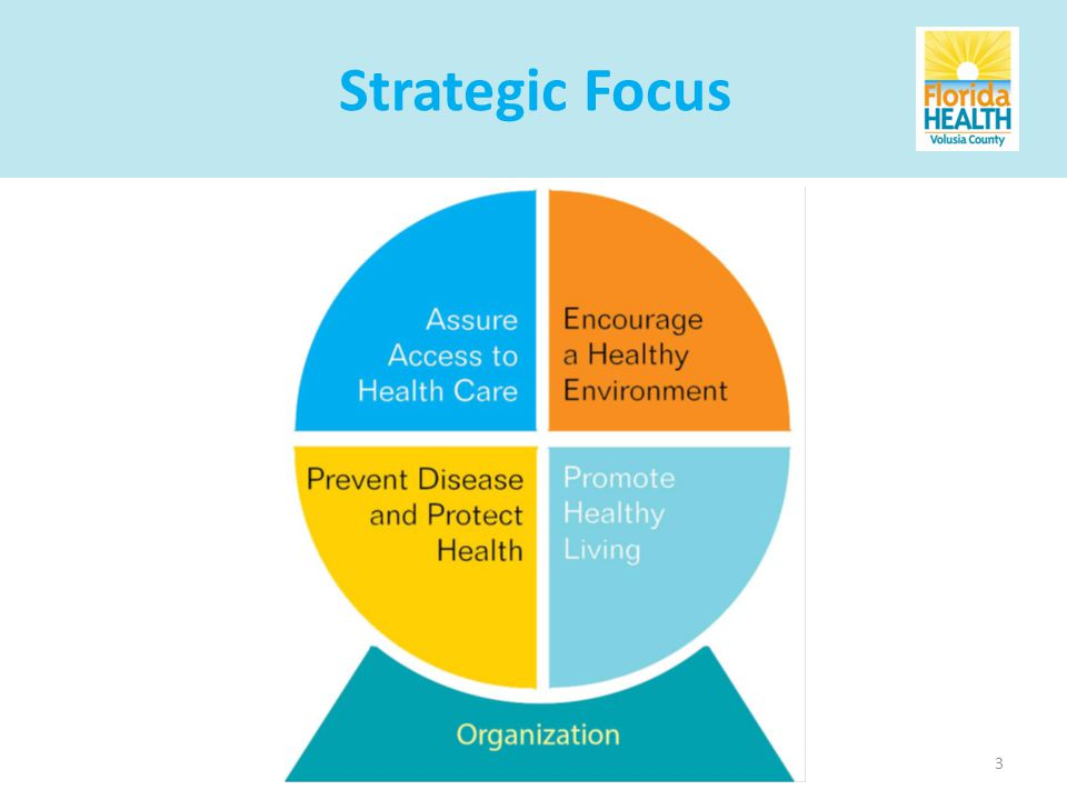3 Strategic Focus