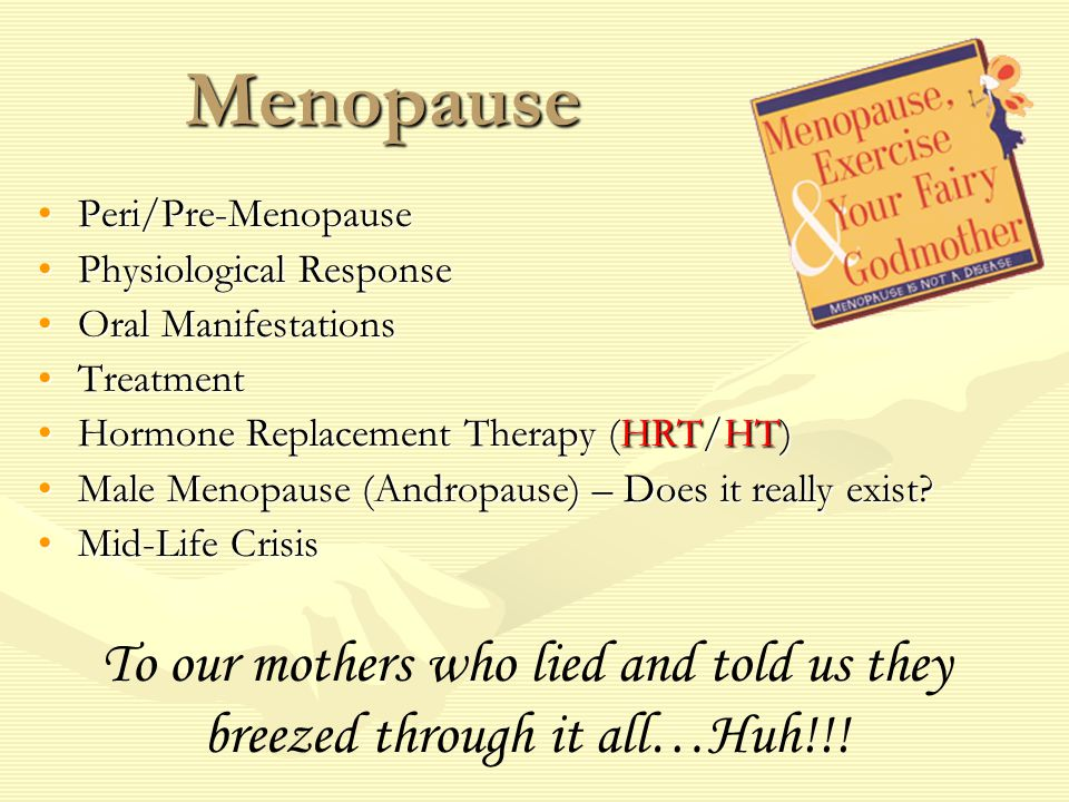 Menopause Teeth: Research is continuing to explore the association between menopause and periodontal disease.
