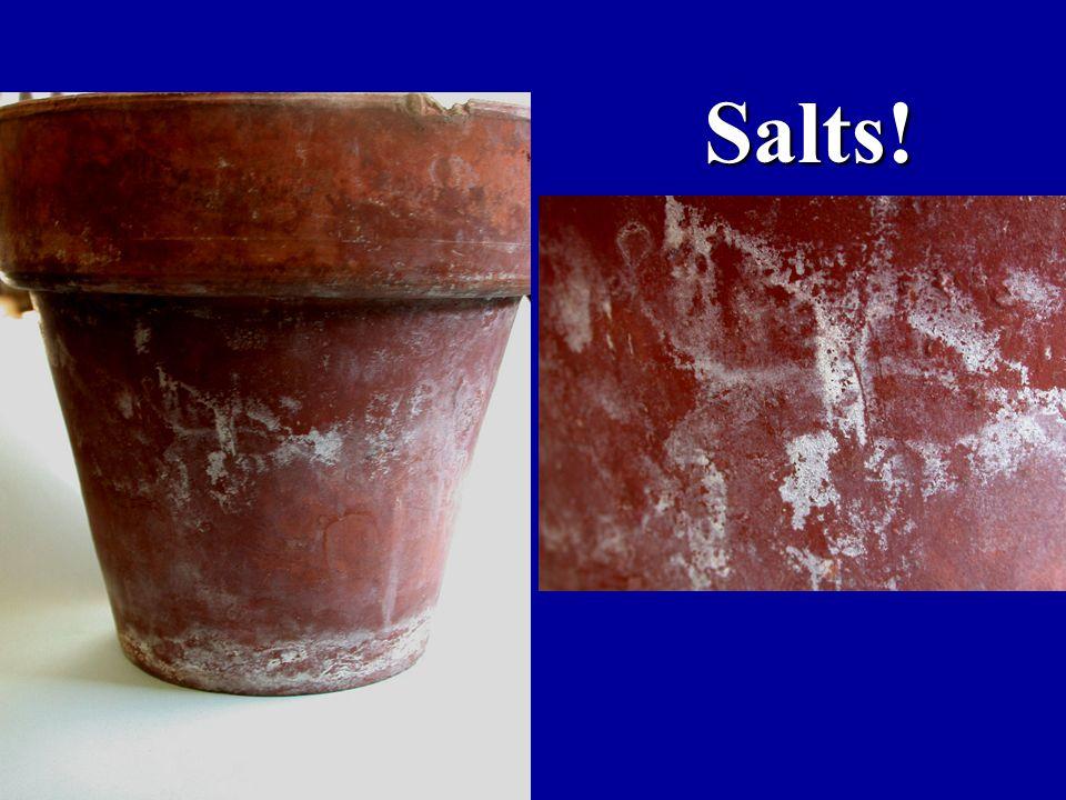 Salts!