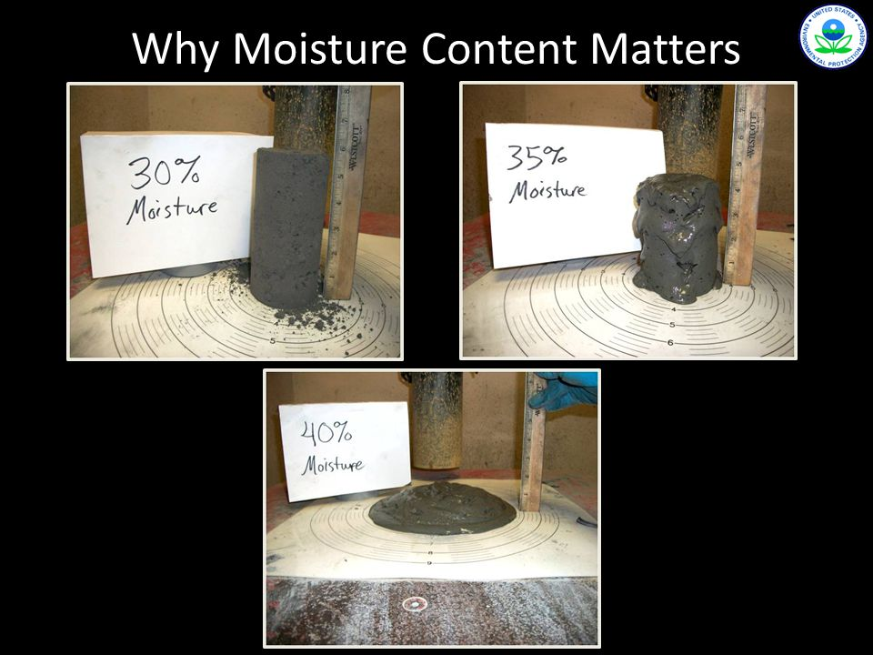 Why Moisture Content Matters