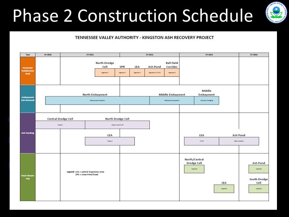 Phase 2 Construction Schedule 6