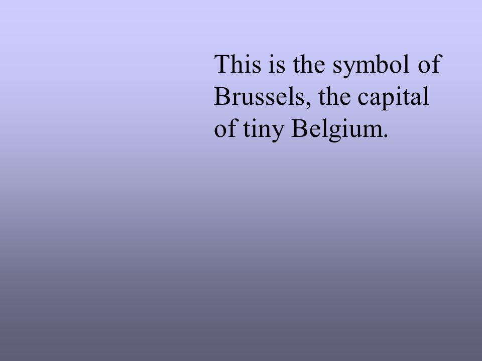 Belgium: Low Country, Low Morals