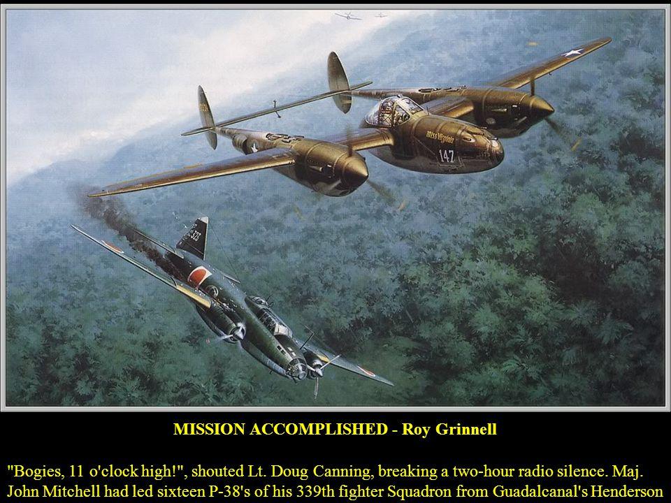 HARTMANN'S LAST VICTORY - Mark Postlethwaite The highest scoring fighter pilot in history, Erich Hartmann shoots down his last victim, his 352 nd, a S
