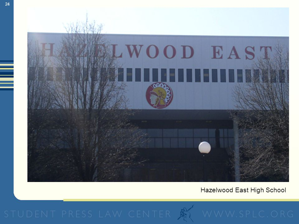 24 Hazelwood East High School