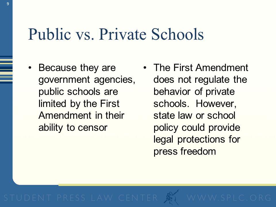 9 Public vs.