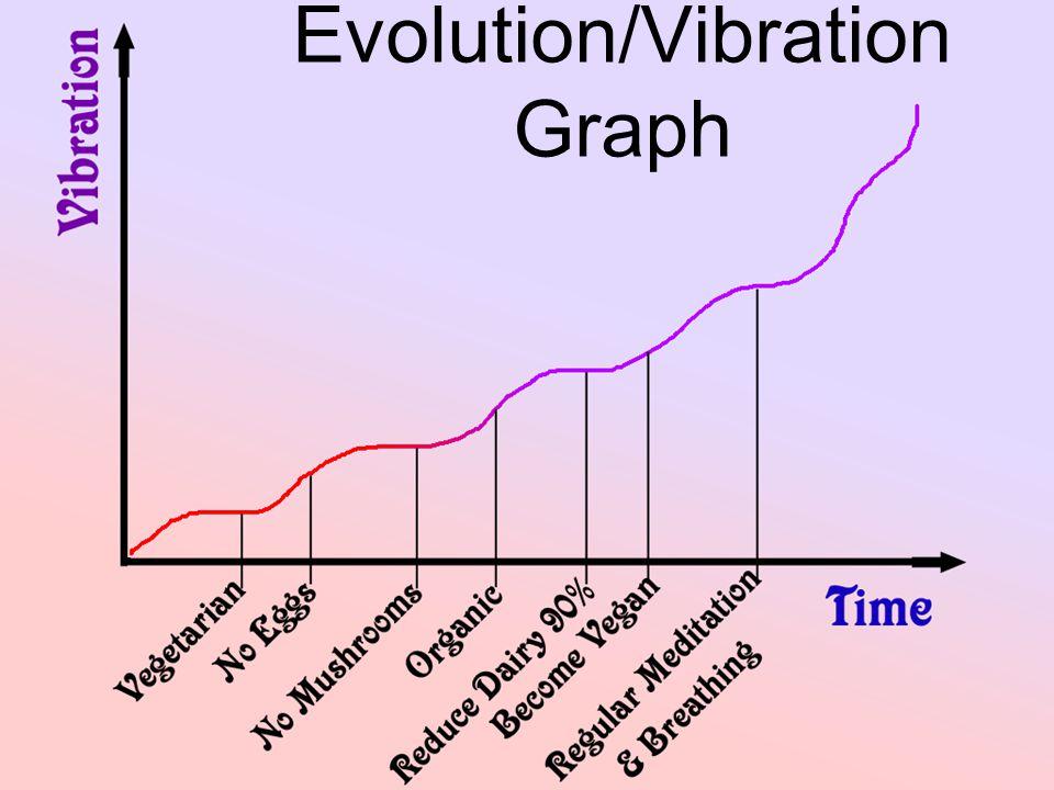 Evolution/Vibration Graph