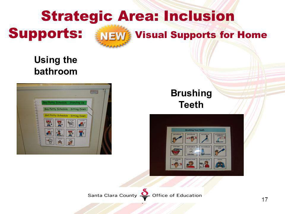 Strategic Area: Inclusion Supports: Visual Supports for Home 16 Washing Hands Daily home schedule