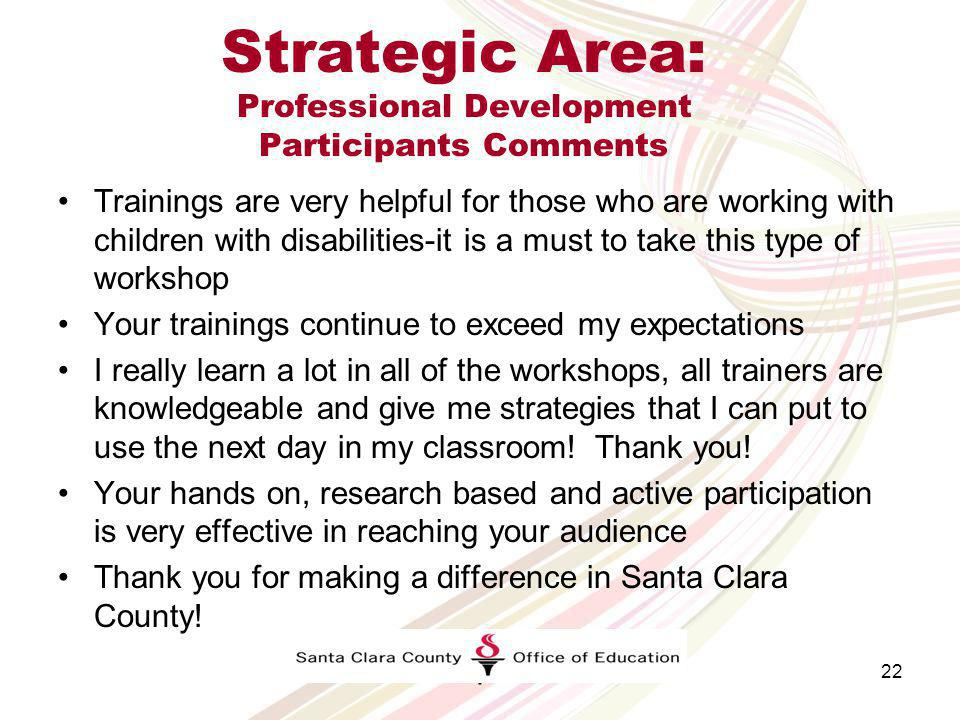 Strategic Area: Professional Development- Impact 2005-2012 21 www.inclusioncollaborative.org Supports FIRST 5 System of CARE to support KCN, PoP sites FRCs and RTT