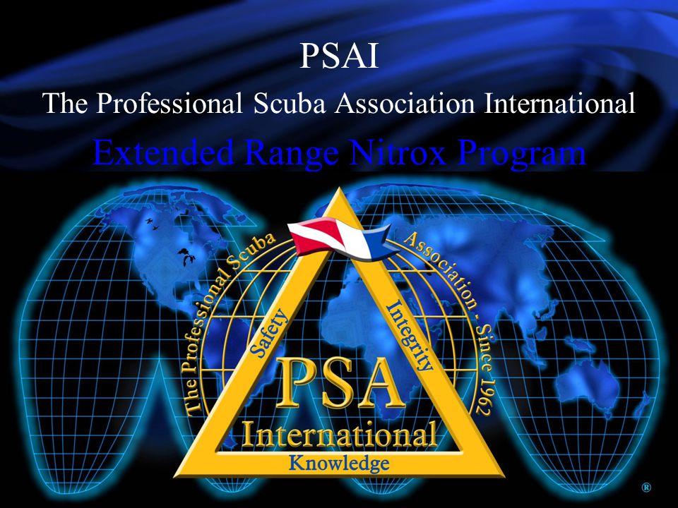 PSAI Professional Scuba Association International