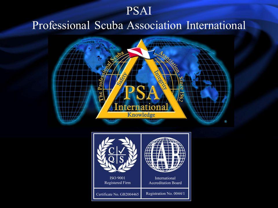 53 © 2005 The Professional Scuba Association International