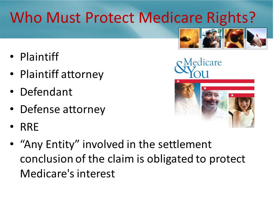 Who Must Protect Medicare Rights.