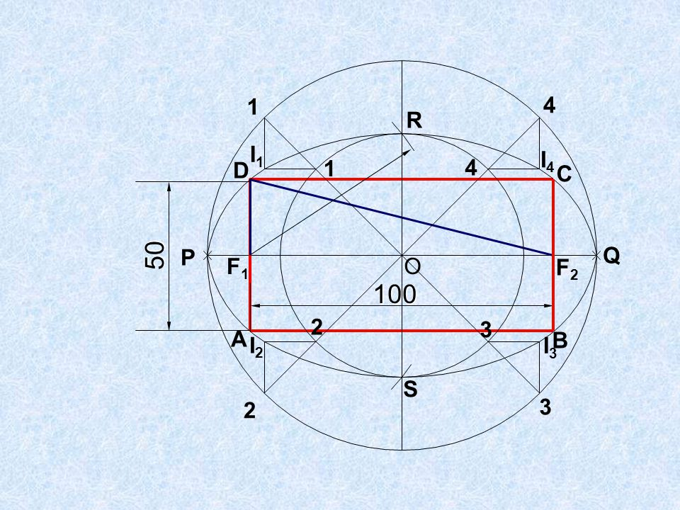 PROBLEM :-5 ABCD is a rectangle of 100mm x 60mm.