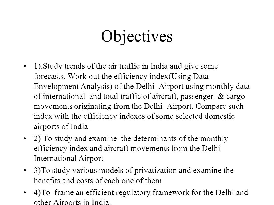 V Privatization of Airports:Some Alternative Models Table VII below, airport privatization largely falls in three categories depending on the degree of private sector involvement.