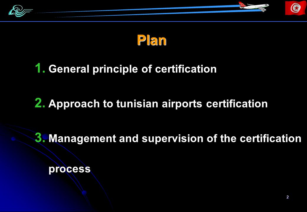 13 Local Committee for the implementation of airport certification action plans 2.2.3 - Local Committee for the implementation of airport certification action plans : Main attributions : Development of the Airport Manual Implementation of the local action plan related to airport certification Advise the central coordination committee for airport certification Ensure the implementation of provisions and recommendations of the superior and central committees (airports level)