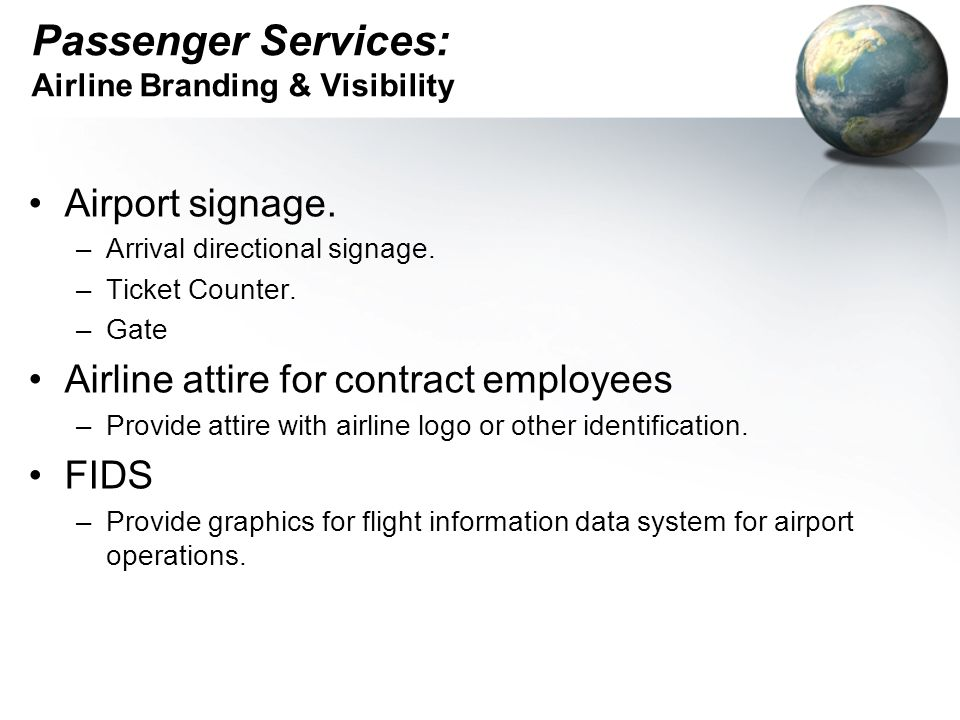 Flight Operations: Communications Airline and station messaging.