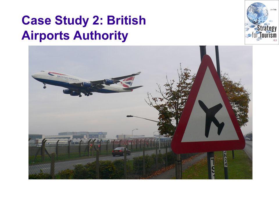 Case Study 2: British Airports Authority