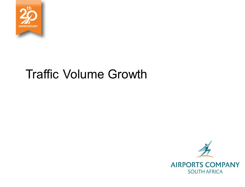 Traffic Volume Growth