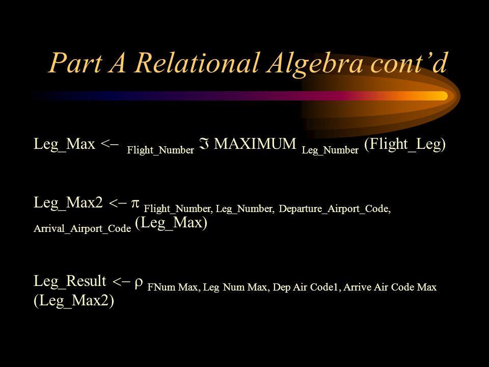 Leg_Max < Flight_Number AXIMUM Leg_Number (Flight_Leg) Leg_Max2 Flight_Number, Leg_Number, Departure_Airport_Code, Arrival_Airport_Code (Leg_Max) Leg_