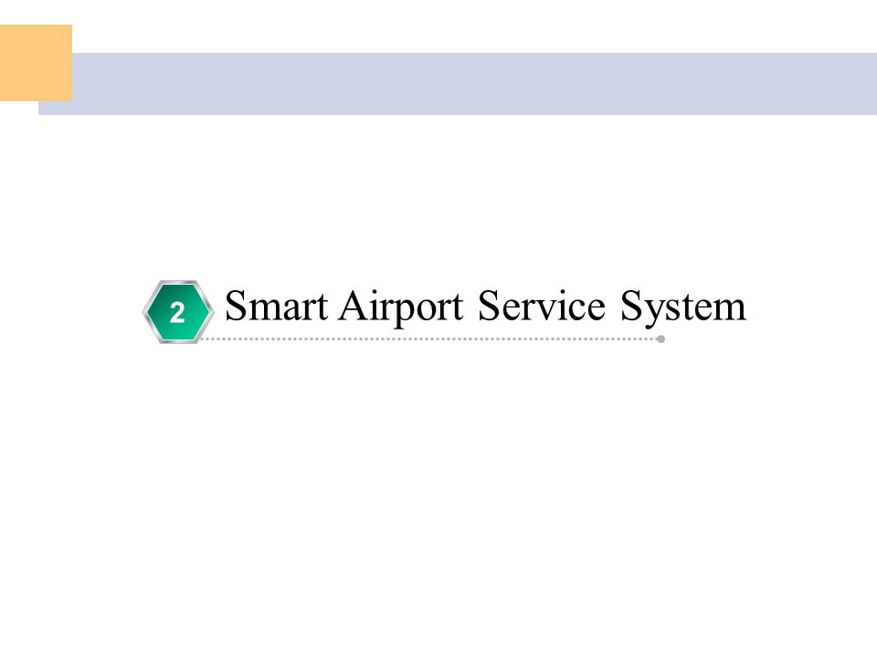 Smart Airport Service System 2