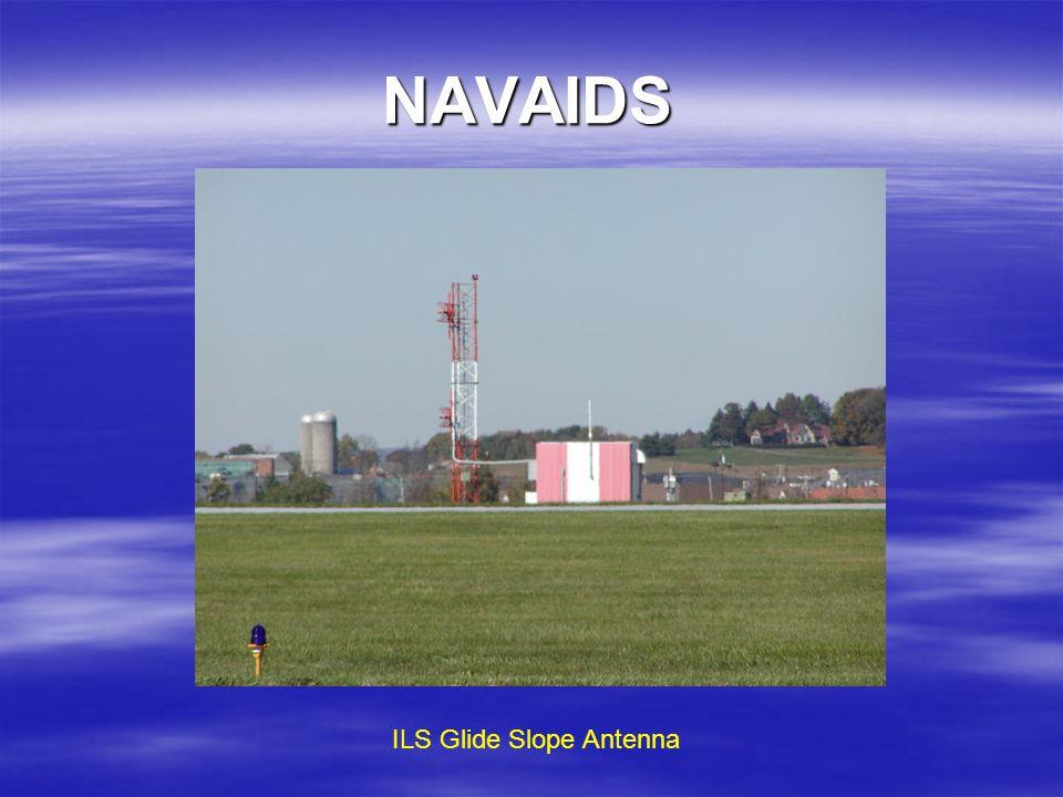 NAVAIDS ILS Glide Slope Antenna
