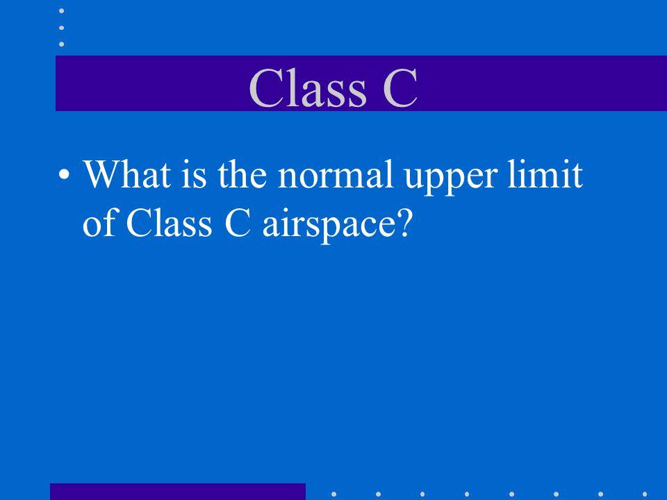 Class A Fl 180 to FL 600